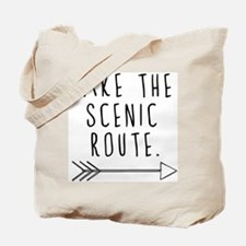 Scenic Route Tote Bag