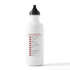 Top 10 Songs 1965 Water Bottle