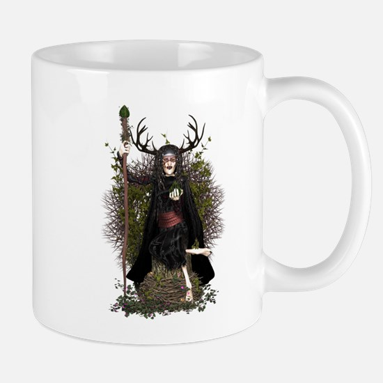 Hedge Witch ~ Hetty Mugs