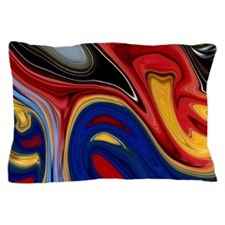 Molten Marbles Decor Pillow Case