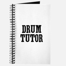 drum tutor Journal