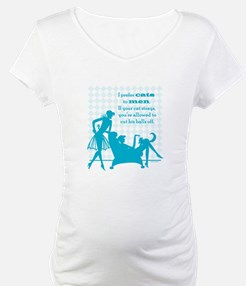 Why Cats are Better than Men Shirt