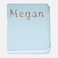 Megan Seashells baby blanket