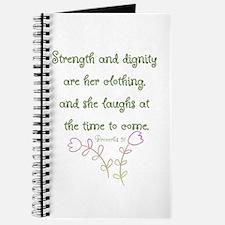 Proverbs 31 woman Journal