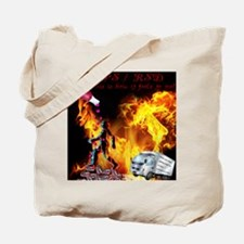 CRPS RSD This is how it Feels to Me Acid Tote Bag