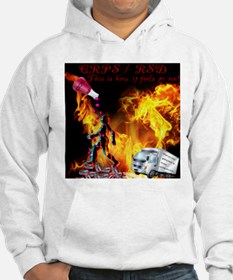 CRPS RSD This is how it Feels to Hoodie