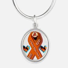 I Choose Hope Over Pain CRPS RSD Awarene Necklaces