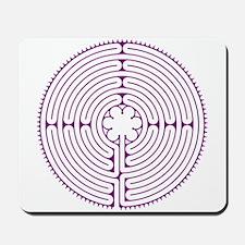 Chartres Labyrinth Mousepad