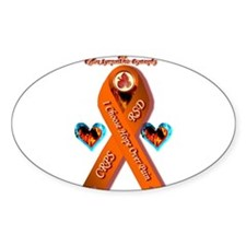 I Choose Hope Over Pain CRPS RSD Awareness Decal