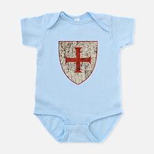 Templar Cross, Shield Body Suit