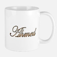 Gold Ahmed Mugs