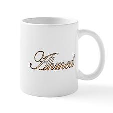 Gold Ahmed Mugs