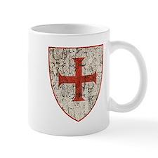 Templar Cross, Shield Mugs
