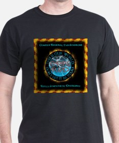 CRPS RSD This IS Our World Don't Le T-Shirt