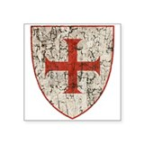 Knights templar Stickers