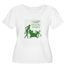 Why Cats are Better than Men T-Shirt