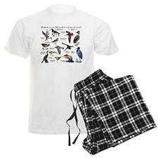 Birds of the Mid-Atlantic Coa Pajamas