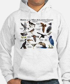 Birds of the Mid-Atlantic Coast Hoodie