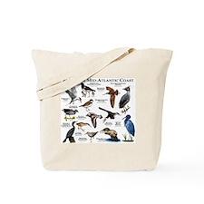 Birds of the Mid-Atlantic Coast Tote Bag