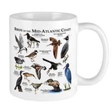 Birds of the Mid-Atlantic Coast Small Mug
