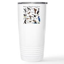 Birds of the Mid-Atlant Travel Mug