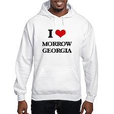 I love Morrow Georgia Hoodie