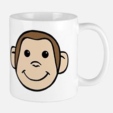 I Heart Monkeys Mug