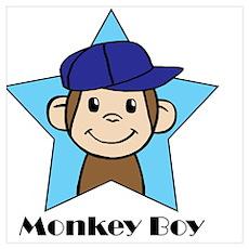 MonkyBoy Poster