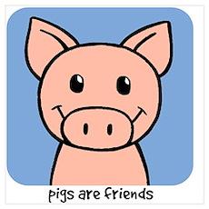 PigFriend Poster