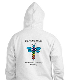 Dragonfly Power Adaptability Hoodie