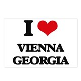 Georgia vienna Postcards