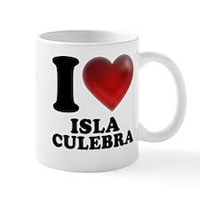 I Heart Isla Culebra Mugs