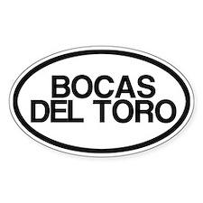 Bocas del Toro Decal