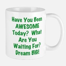Be AWESOME Mugs