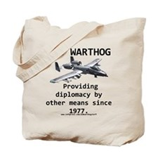 """A10 """"Warthog"""" Tote Bag"""