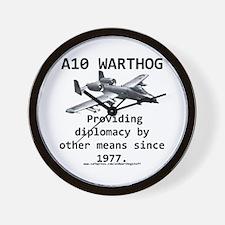 "A10 ""Warthog"" Wall Clock"