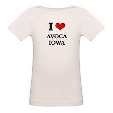 I love Avoca Iowa T-Shirt