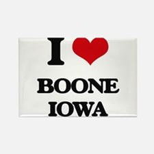 I love Boone Iowa Magnets