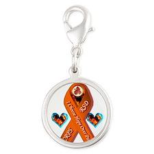 I Choose Hope Over Pain CRPS RSD RIbbon Pho Charms