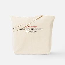 Cavapoo Tote Bag