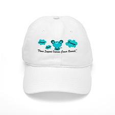 Teal Mouse 1 (OC) Baseball Cap
