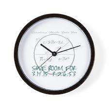 (C) circumference Wall Clock
