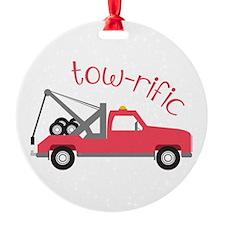 Tow-Rific Ornament