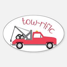 Tow-Rific Decal