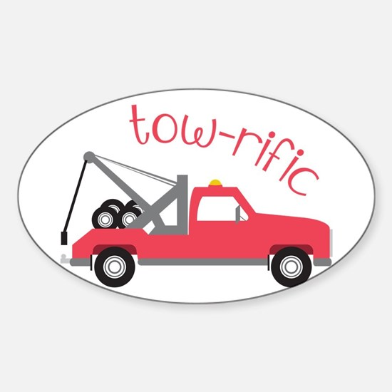Tow-Rific Decal