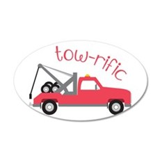 Tow-Rific Wall Decal