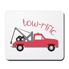 Tow-Rific Mousepad