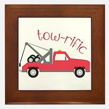 Tow-Rific Framed Tile