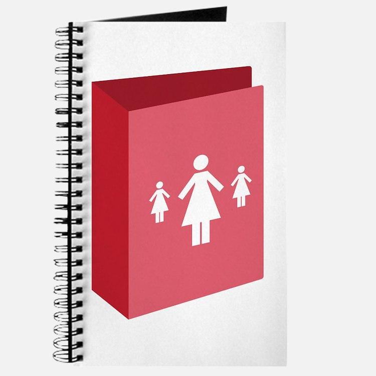 Womans Book Journal