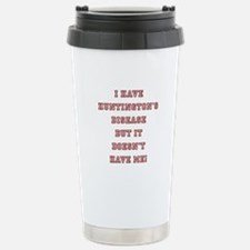 HUNTINGTON'S DISEASE Travel Mug